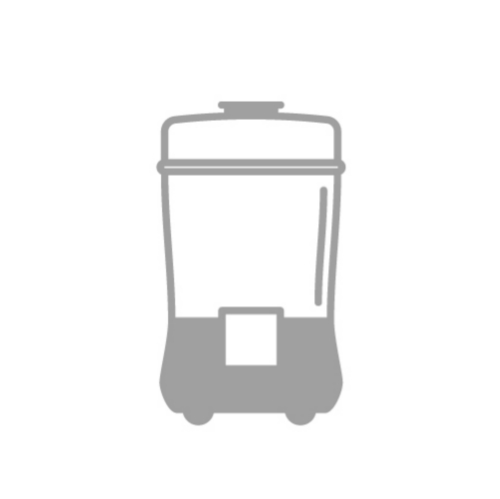 Grey steriliser icon