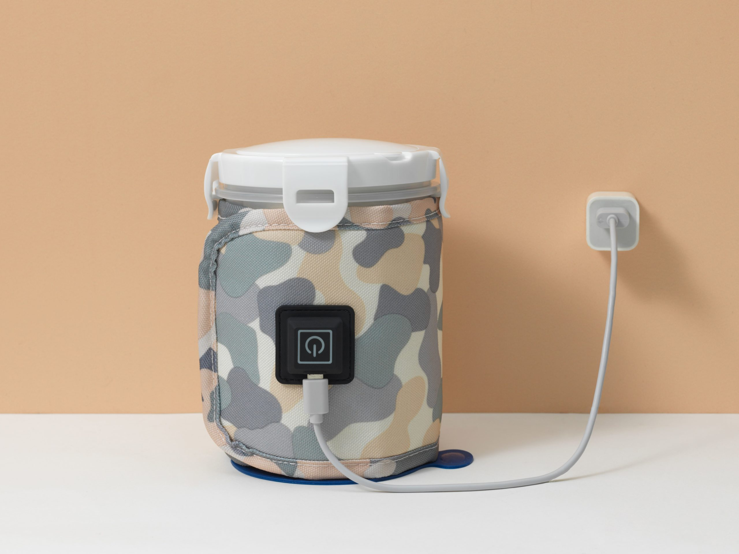 Eonian Care Portable Electric Wipe Warmer USB Rechargeable
